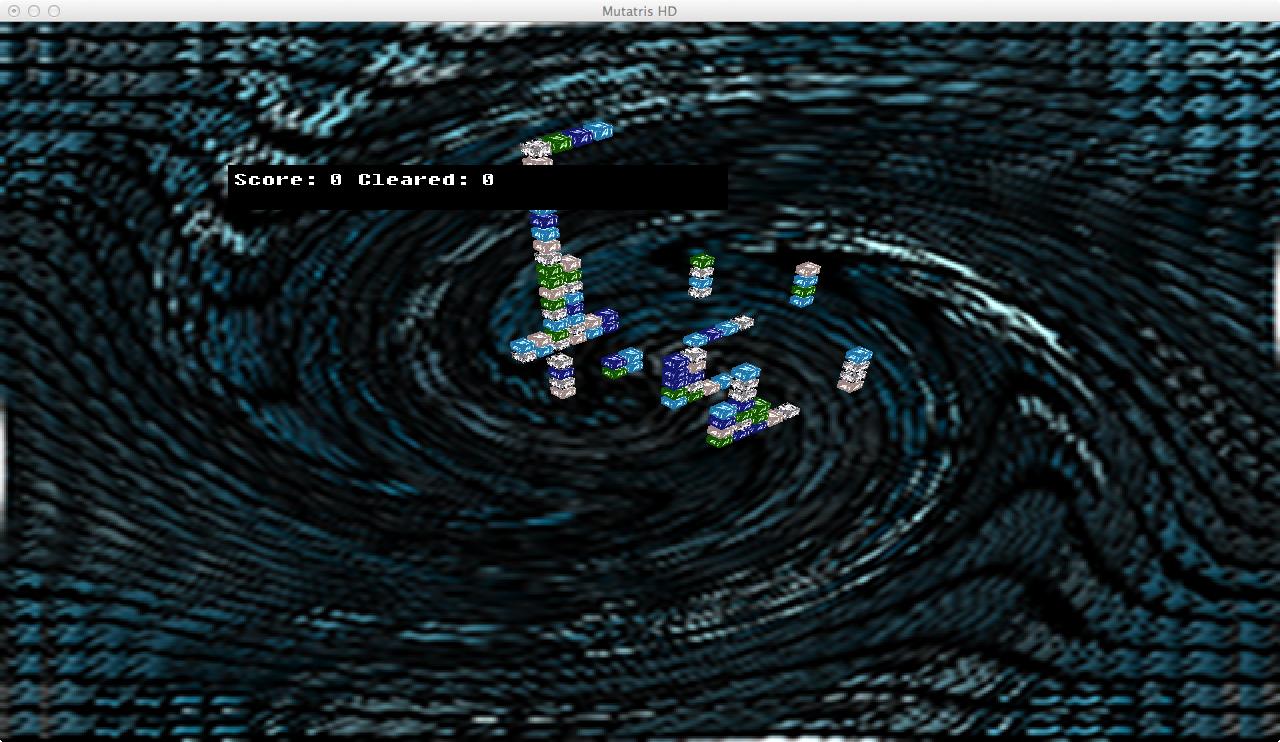 Mutatris ScreenShot