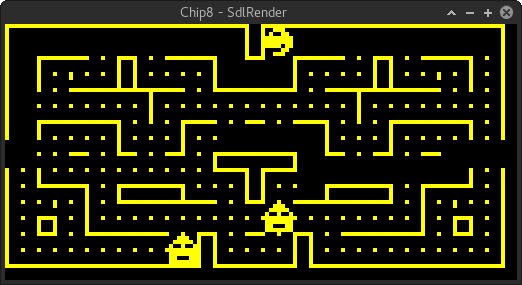 XChip a chip8 api and emulator